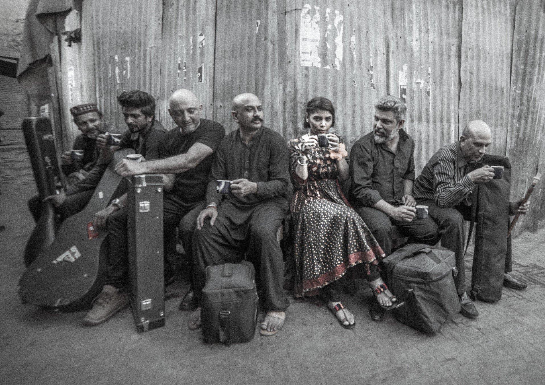 Hadiqa Kiani is all set to release her new music album
