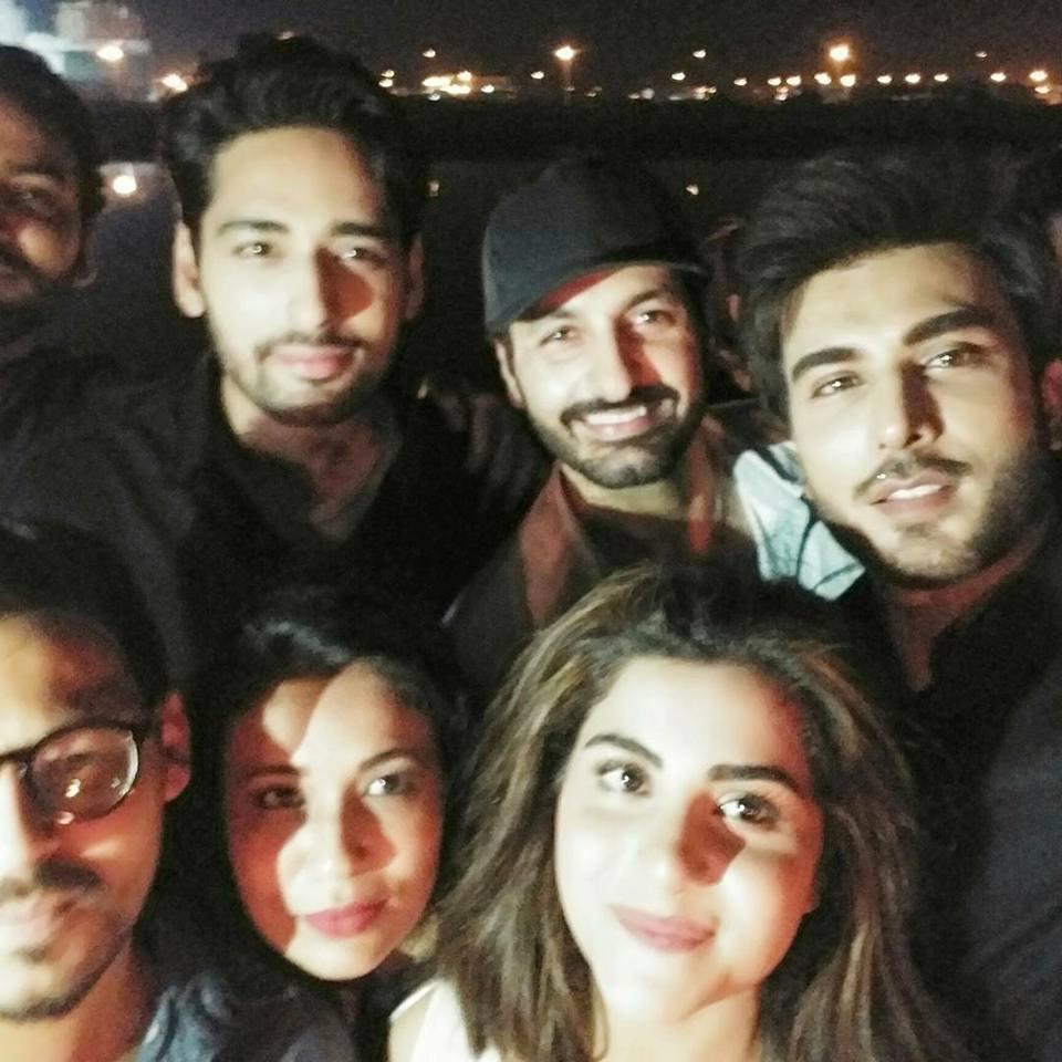 Celebrities Spotted At Sana Shahnawaz's Birthday