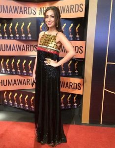 Celebrities On The 5th Hum Awards - Pictures