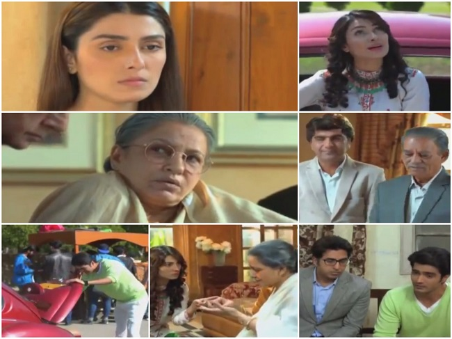 Mohabbat Tumse Nafrat Hai Episode 2 Review - Brilliantly Executed
