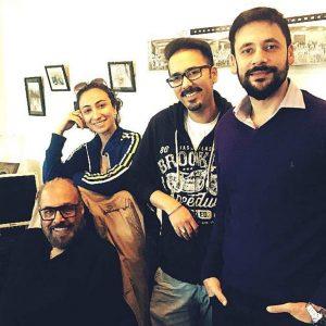 Long-Time Buds, Dino ALi & Anoushey Ashraf's Chinaar Ghaati Is A 25 Year-Old Script