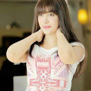 Urwa Hocane's New Look!