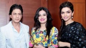Shah Rukh Khan Offers A Role To This Pakistani Actress