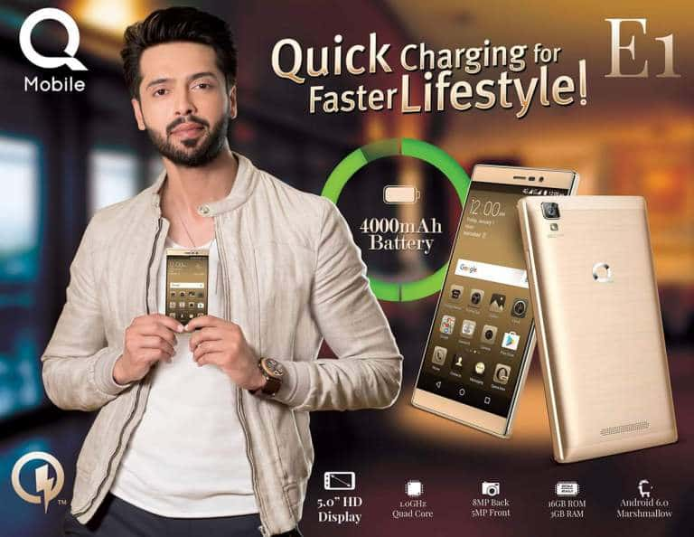 Pemra Bans Fahad Mustafa's Q-Mobile TVC For Inappropriate Content