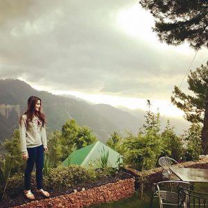 Aiman Khan and Natasha Ali's trip to Nathaia Gali!