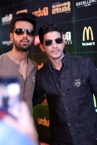 Pictures from trailer launch of Na Maloom Afraad 2!