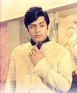 Actor Waheed Murad in 1965