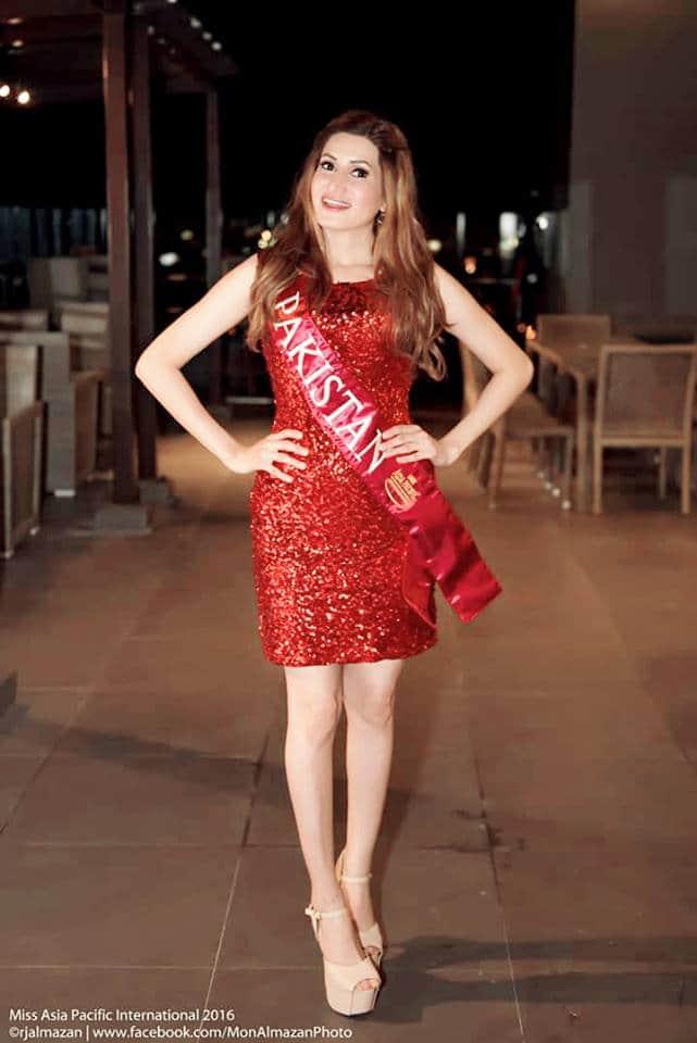 Diya Ali Wants To Be Miss World International 2017