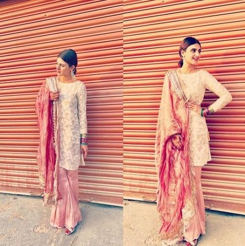 Best Dressed Female Celebrities on Eid 2017!