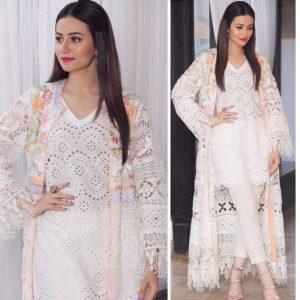 Danish Taimoor and Sana Javed in Geo Khelo Pakistan