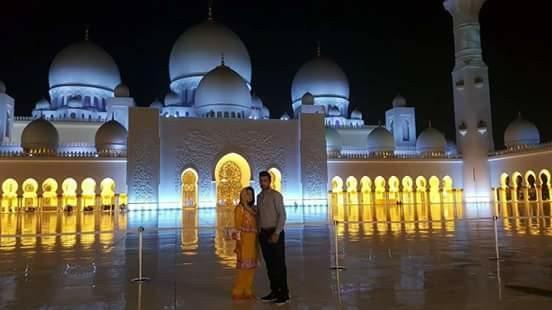 Amazing photos of Muhammad Amir and Narjis