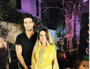 "Zahid Ahmed and Iqra Ariz coming together in ""gustakh ishq"""