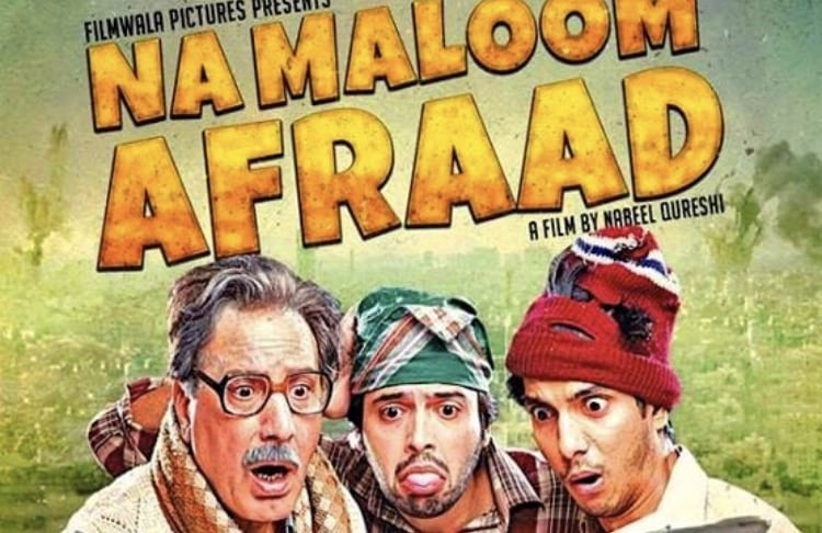 Meet The Hip Hop New Gang Of Namaloom Afraad 2