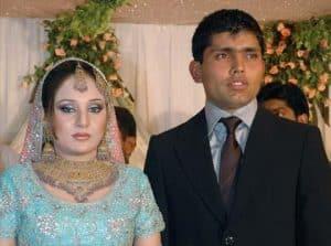 Kamran Akmal Wife Aaiza llyas1