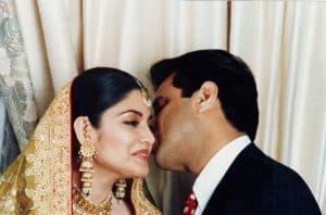 Nazia Hassan Wedding 15