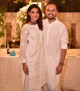 Nomi Ansari's star-studded Iftar party!
