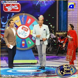Wasim & Shoaib encourage girl power on Geo Khelo Pakistan