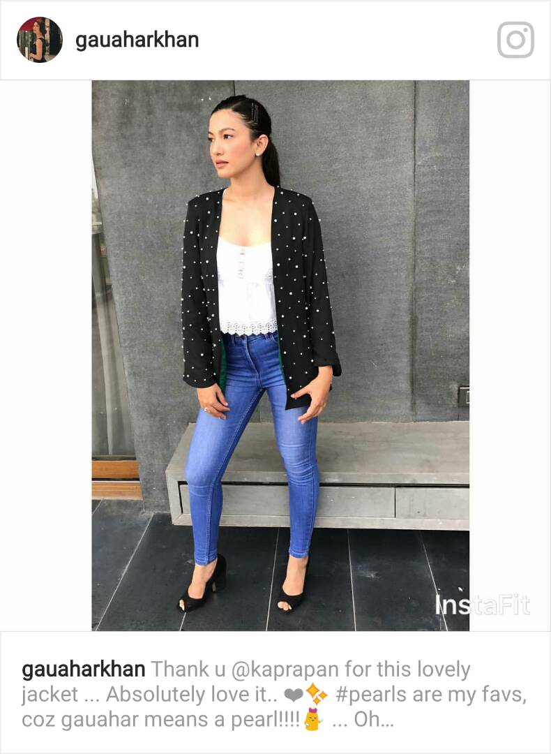 Gauahar Khan Lashes Out At Being Called A Pakistani