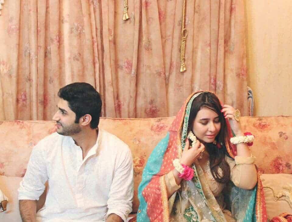 Rabia Anum Gets Engaged!
