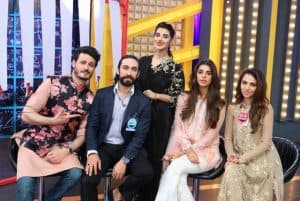 Hareem Farooq to host a TV celebrity show this Eid