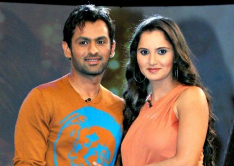 Sania Mirza is all praises for her husband, Shoaib Malik