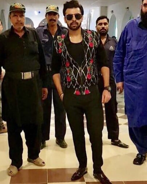 Farhan Saeed Is Performing Live Across Pakistan