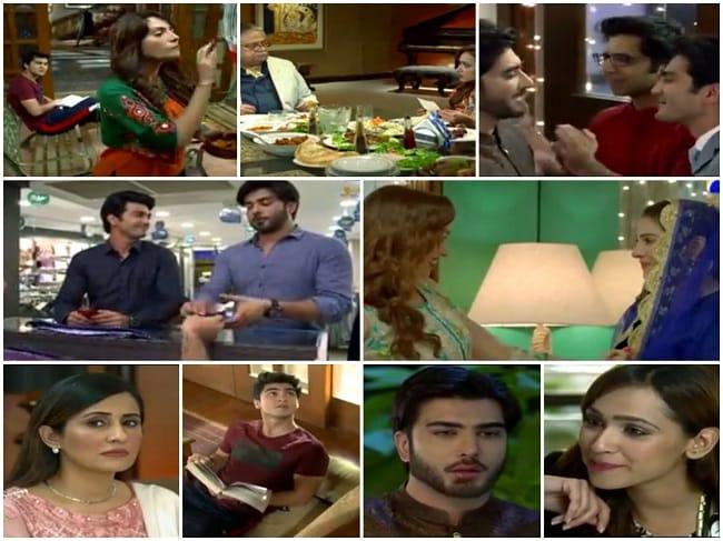 Mohabbat Tumse Nafrat Hai Episode 15 Review - Interesting Developments
