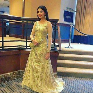 Nida Yasir Attends IIFA Awards 2017