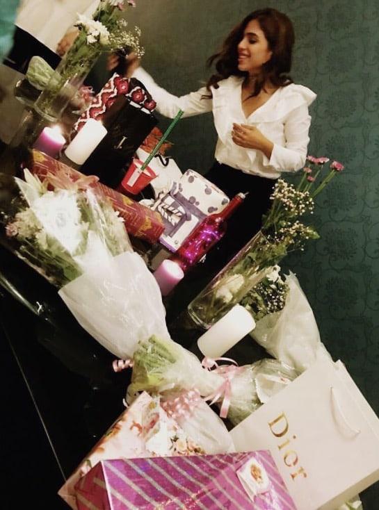 Happy Birthday To Sonya Hussyn