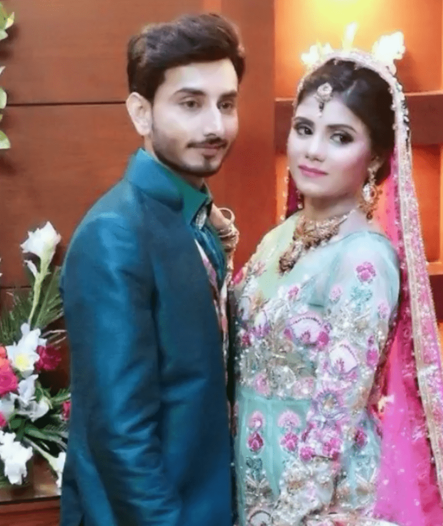 Javeria Saud's Brother and Sister Got Married In a Joint Ceremony!
