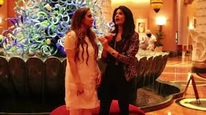 Nadia and Madiha Setting New Trends