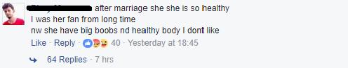 Sanam Jung Gets Body Shamed!