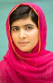 Happy 20th Birthday Malala!