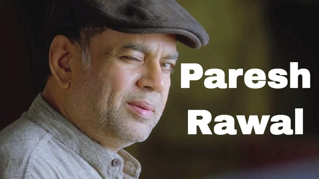 Paresh Rawal Wins Our Hearts by his Views on Pakistani Talent!