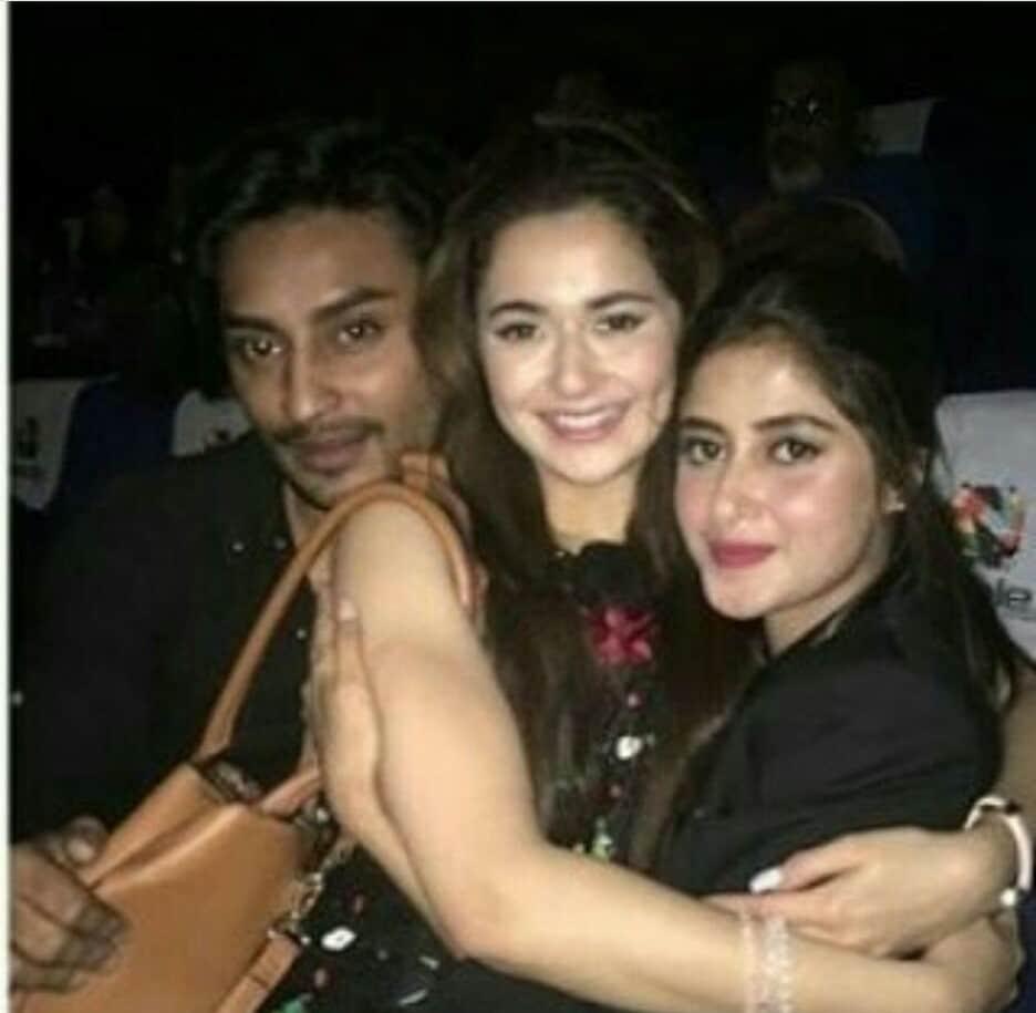 Star Studded Premiere Of MOM In Karachi