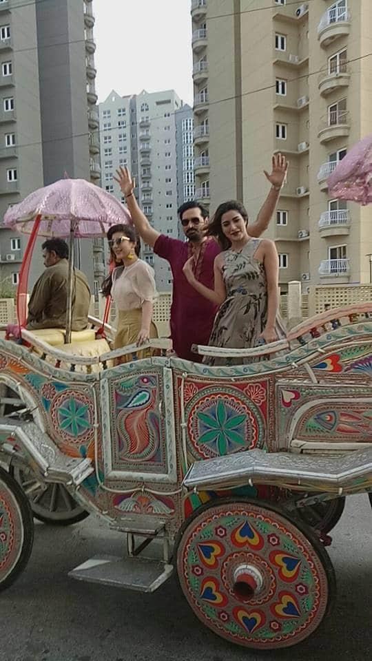 Cast Of 'Punjab Nahi Jaongi' At The Trailer Launch