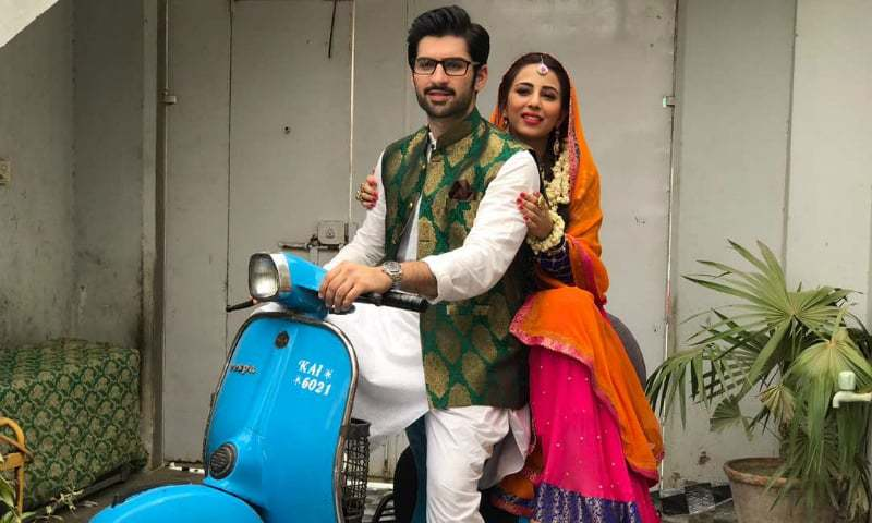 Muneeb Butt and Ushna Shah to Be Seen Together On Screen Again