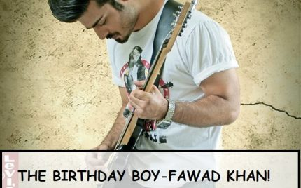 Fawad Khan turns 31- Celebrates His Birthday!
