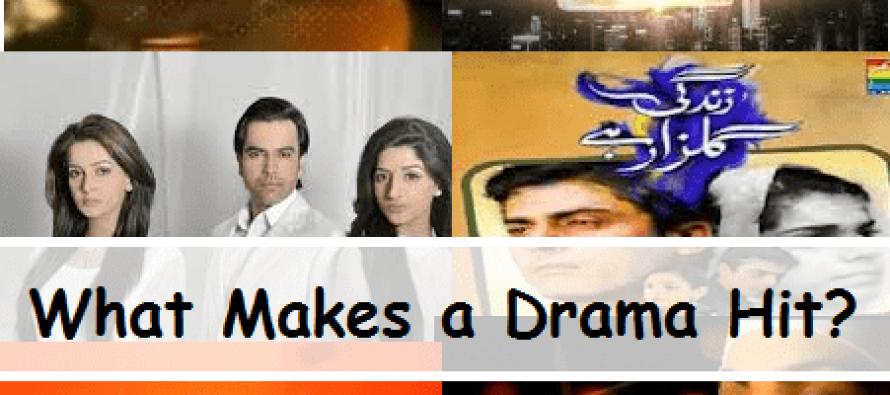 What Ingredients Make a Drama Hit?