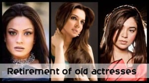 Actresses who need to switch from young Roles to the Senior ones!