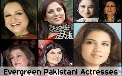 Evergreen Pakistani Actresses