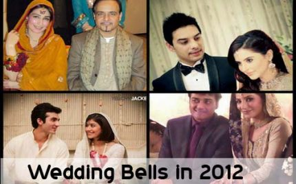 Wedding bells in 2012