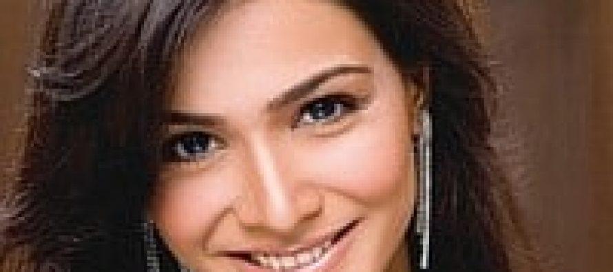 Pakistani actress Humaima goes glamorous in 'Sher'