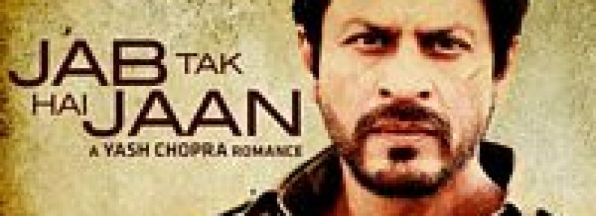 Jab tak hai jaan released in Pakistan