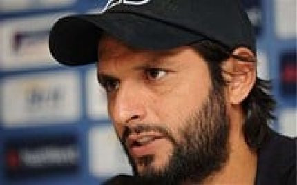 Shahid Afridi to Turn into An Actor With A Movie on His Career