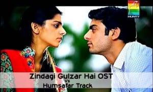 Zindagi Gulzar Hai OST to Give Competition to Humsafar Track!
