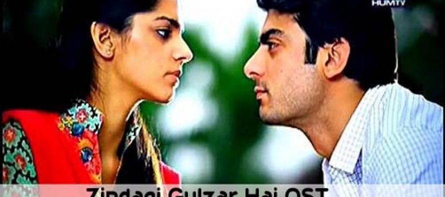 Zindagi Gulzar Hai OST to Give Competition to Humsafar Track!