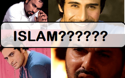 Celebrities to Use Islam to be in Limelight????