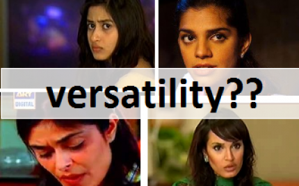 Actresses who need to show versatility!