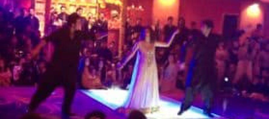 Syra, Shehroz and Shehzad Sheikh Dance Moves